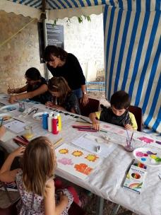 Laura Puech - Musartdit - atelier jeune public