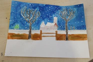 Mon paysage enneigé - atelier Musartdit - 18 février 2019 - médiathèque (90)
