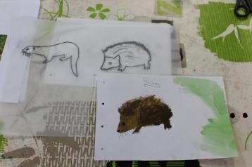 stage confection d'un livret animalier - Musartdit - atelier Jeune Public (47)