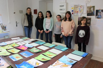 stage confection d'un livret animalier - Musartdit - atelier Jeune Public (78)