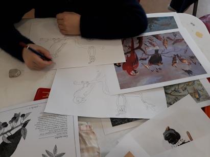 Le carnaval des oiseaux - Médiathèque Jean-François Sarasin - Musartdit (11)