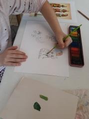 Les animaux se déguisent - atelier enfant - Musartdit (14)