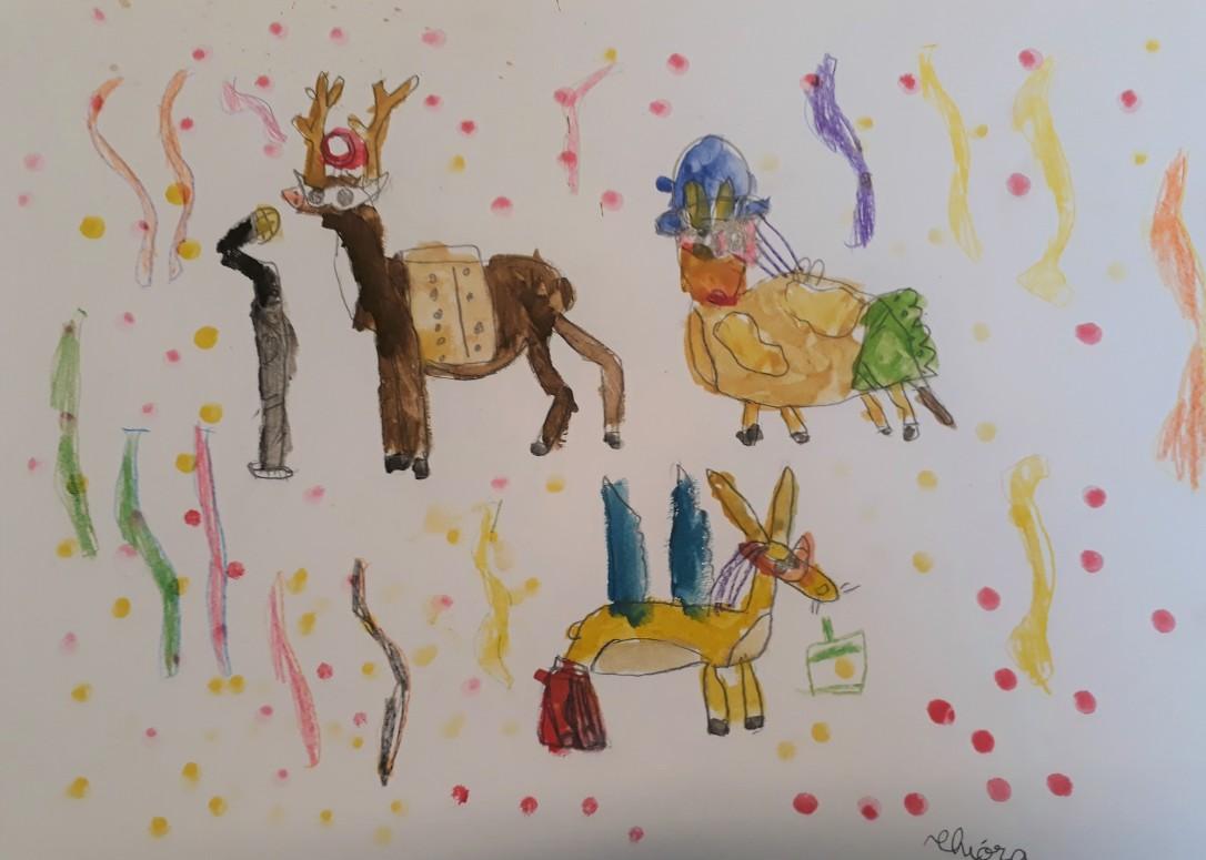 Les animaux se déguisent - atelier enfant - Musartdit (17)