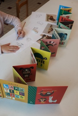 Les animaux se déguisent - atelier enfant - Musartdit (2)