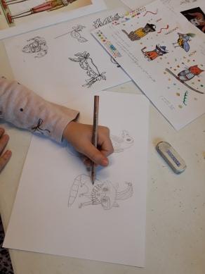 Les animaux se déguisent - atelier enfant - Musartdit (9)