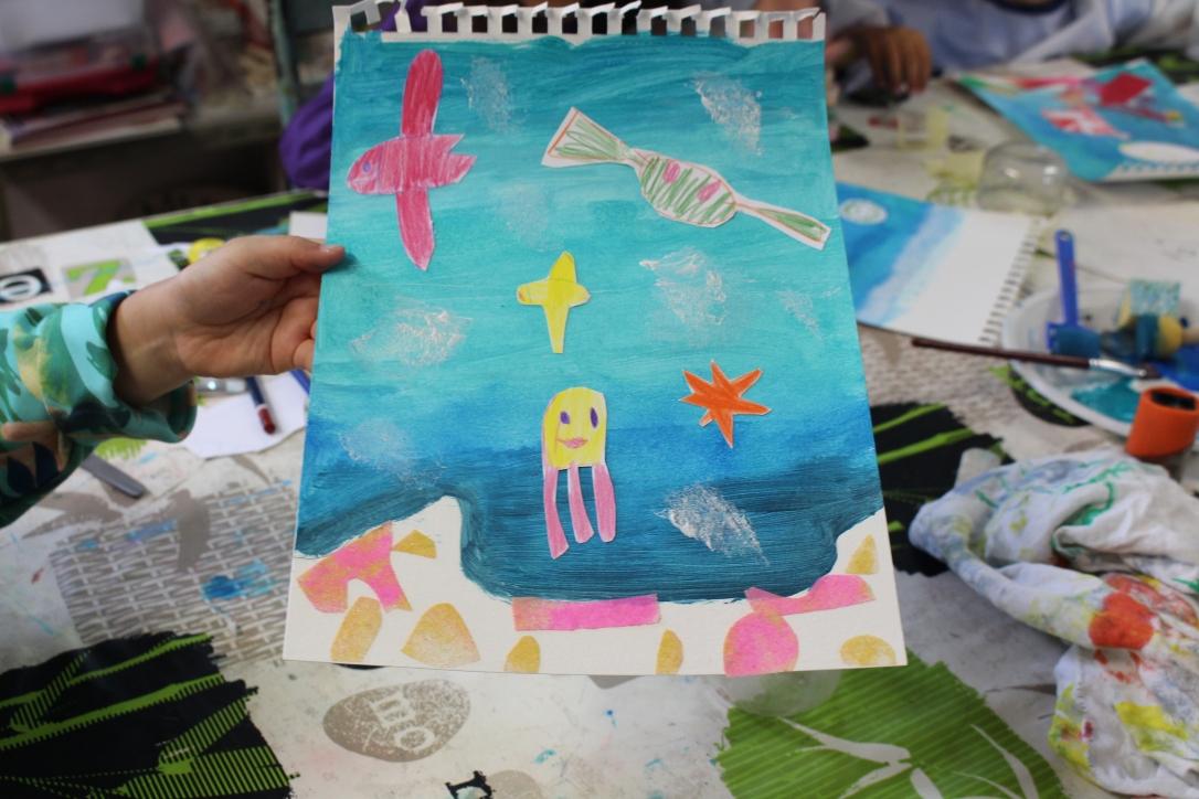 Plongeons dans les couleurs - atelier en famille - Musartdit (14)