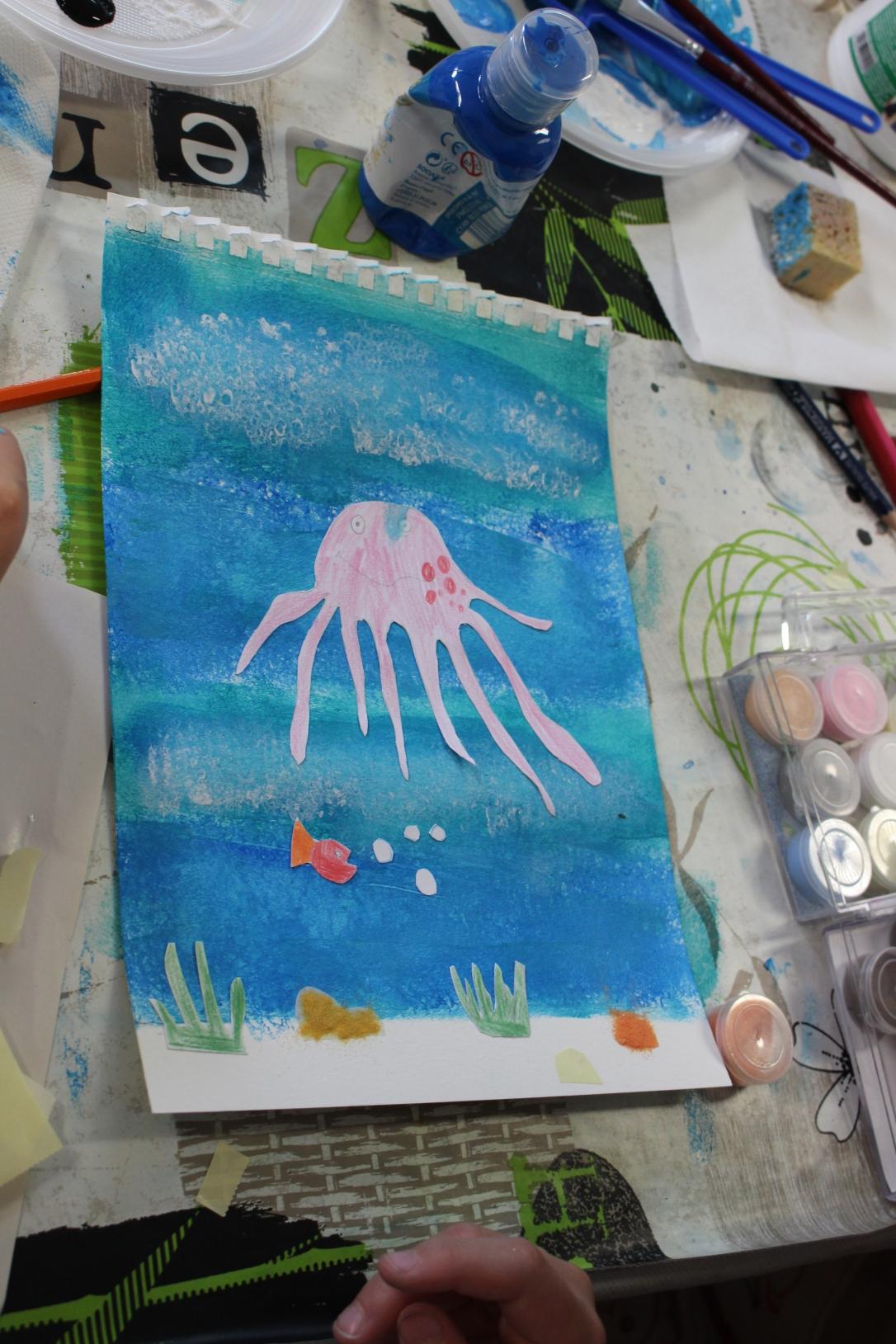 Plongeons dans les couleurs - atelier en famille - Musartdit (15)