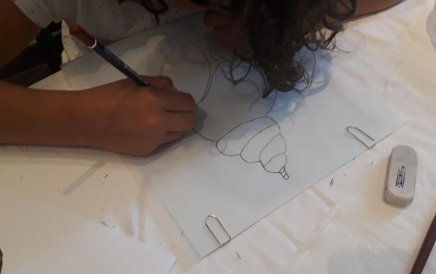 portrait de coquillage et crustacé - musartdit - OT ouistreham (11)