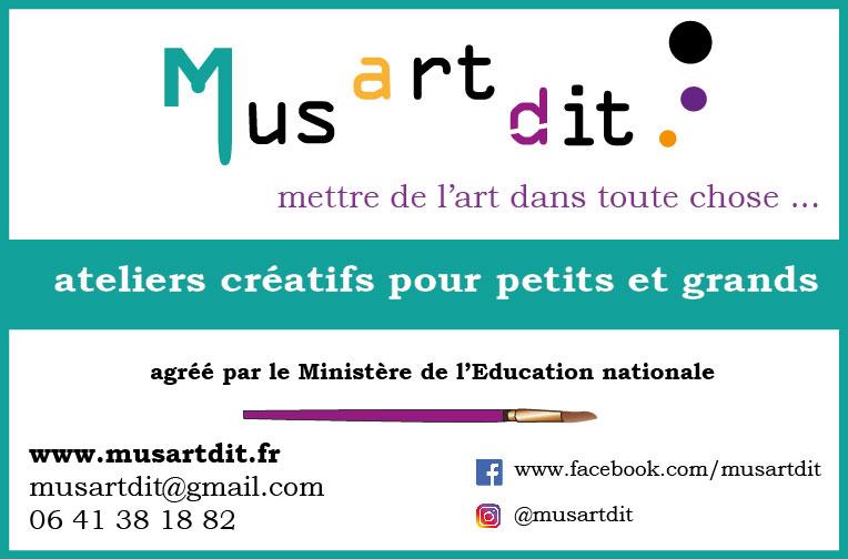 Contact - Musartdit
