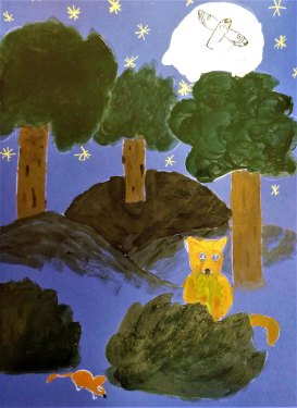 Les animaux de nuit sont de sortie - atelier jeune public - Villons-les-Buissons - Musartdit (10)