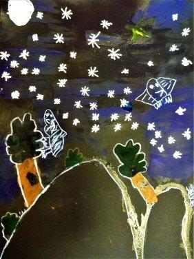 Les animaux de nuit sont de sortie - atelier jeune public - Villons-les-Buissons - Musartdit (8)