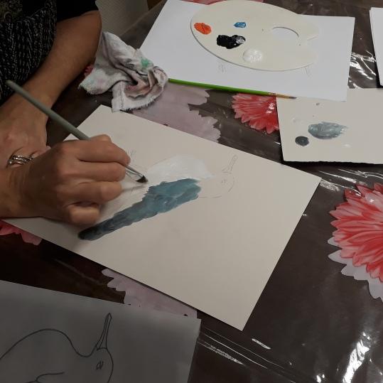 Portrait d'oiseaux - atelier adulte - villons-les-buissons - Musartdit (12)