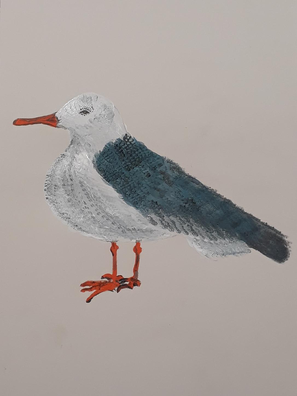 Portrait d'oiseaux - atelier adulte - villons-les-buissons - Musartdit (17)