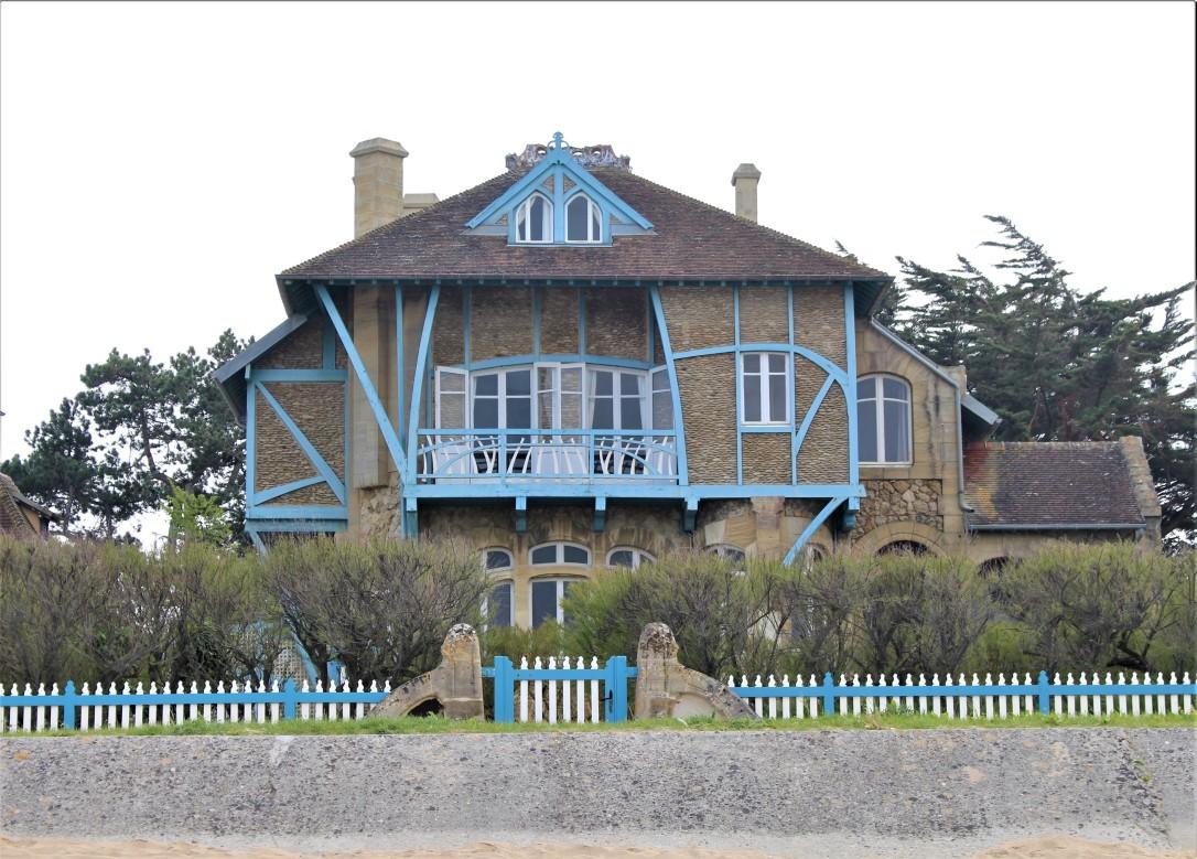 La villa Bluette (c) Musartdit