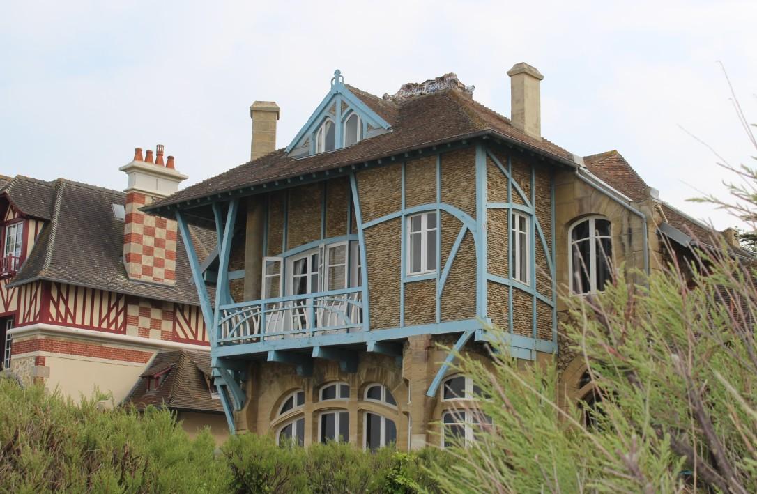 La villa Bluette - Hector Guimard - Musartdit